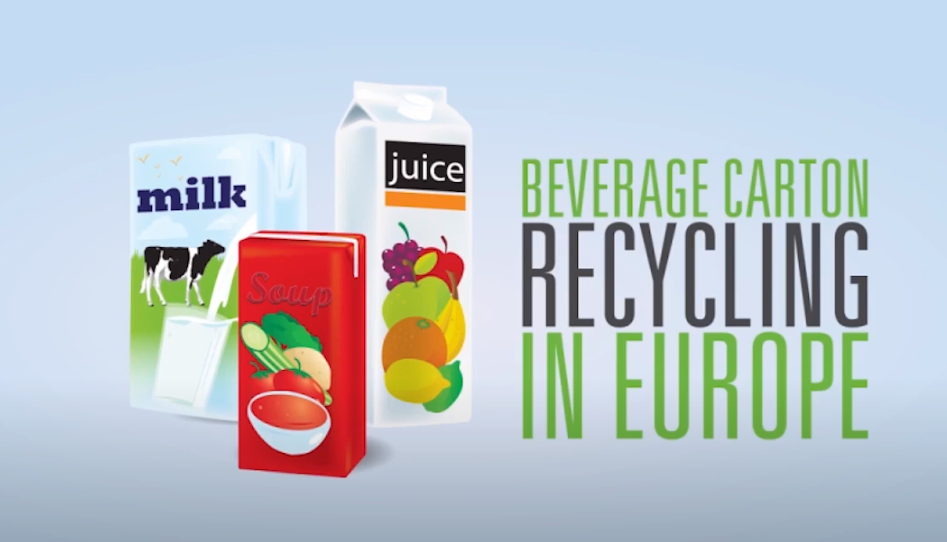 Beverage Carton Recycling in Europe (2016)